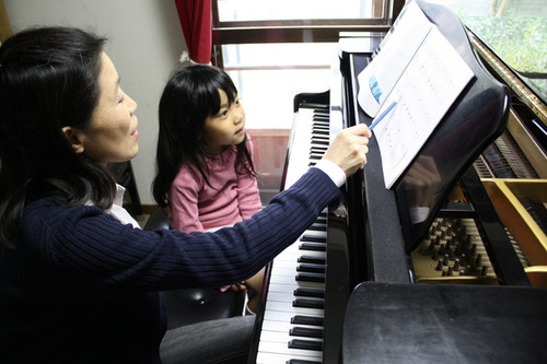 アンダンテ・ピアノ・ストゥーディオ