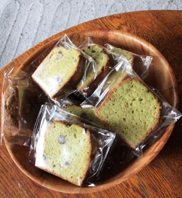敏子さんのパウンド・ケーキ