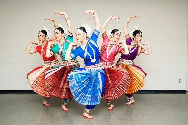 デバダーラ インド舞踊オディッシー